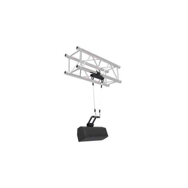 Voice-Acoustic* speaker ophanging | hang de speaker recht of gedoken in steels