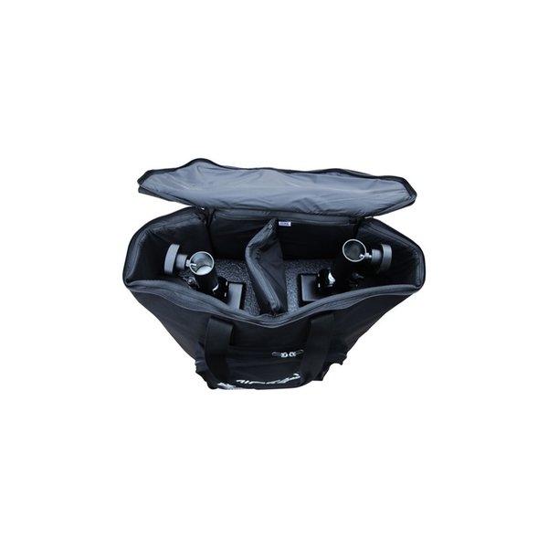 Voice-Acoustic* Score-5 transporthoes | voor twee speakers