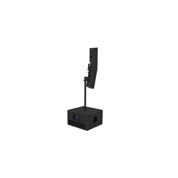 Voice-Acoustic* Spindle mechanics voor LA-Stick   bepaal nauwkeurig de hellingshoek