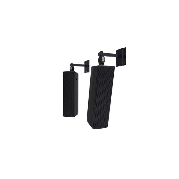 Voice-Acoustic*  LA-stick 4x4 muurbeugel top-ophanging | hang de speaker aan de bovenkant op