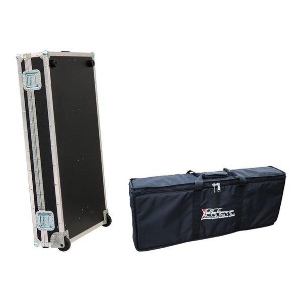 Voice-Acoustic* LA-stick 4x4 Line Array | 4-inch | passief