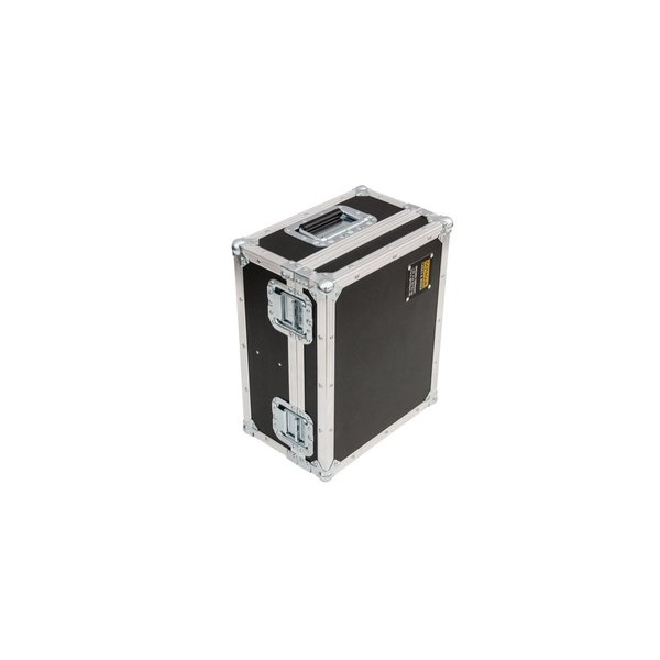 Voice-Acoustic* heavy duty flightcase voor vier Alea-4 speakers met U-beugel