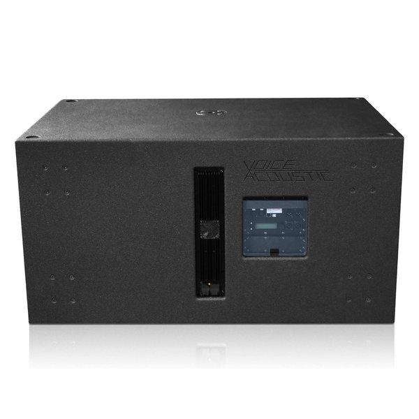 Voice-Acoustic* Subwoofer 2x 18-inch actief Paveosub-218sp