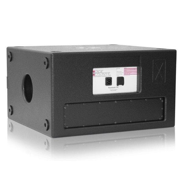 Voice-Acoustic* Paveosub-112   12-inch subwoofer   passief