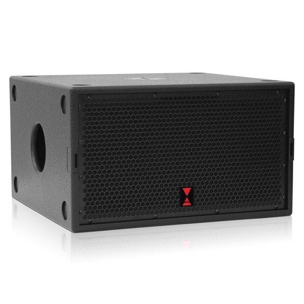 Voice-Acoustic* Paveosub-112sp DDA | 12-inch subwoofer | actief | met ingebouwde Dante