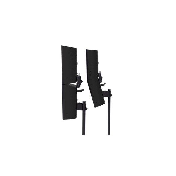 Voice-Acoustic* draaibare statief adapter   pas de hellingshoek aan tot 30 °