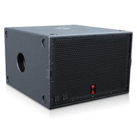 Voice-Acoustic* Speakerset Modular-10 15-inch actief | SubSat-10sp Set