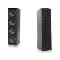 Voice-Acoustic* Speakerset La-Stick 12-inch actief   SubSat-LAsp Set