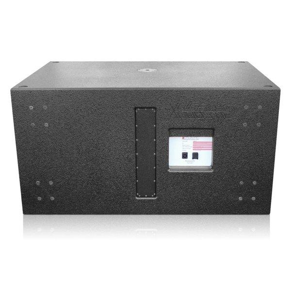 Voice-Acoustic* Speakerset Ikarray-12 2x18-inch passief | line-array | Ikarray-12 Set