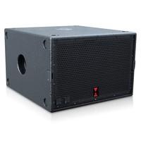 Voice-Acoustic* Speakerset Modular-10 15-inch passief | SubSat-10 Set