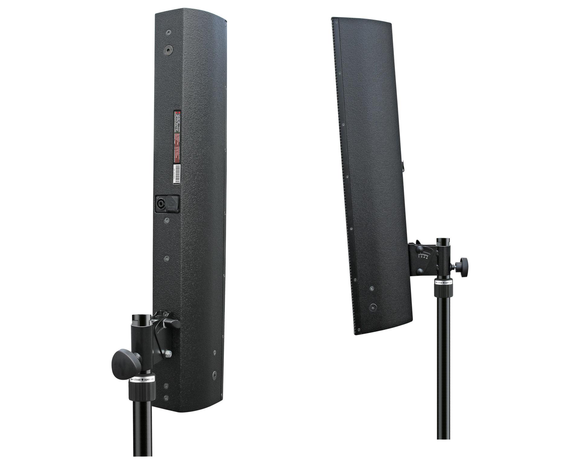 Voice-Acoustic LA-Stick hardware