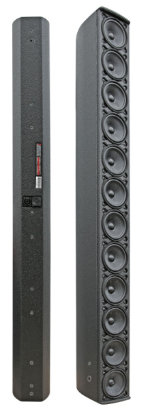 Voice-Acoustic 12 x 4-inch bij Podiumtechniek
