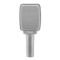 Sennheiser Instrumentmicrofoon | e609 silver | dynamisch | supercardioid | inclusief klem en hoes