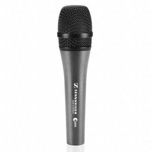 Sennheiser Zangmicrofoon | e-845-S | dynamisch | cardioid | met switch | inclusief klem en hoes