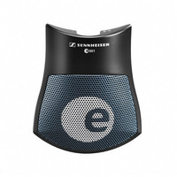Sennheiser Instrumentmicrofoon | e901 | grensvlakmicrofoon | condensator | half cardioid | inclusief hoes