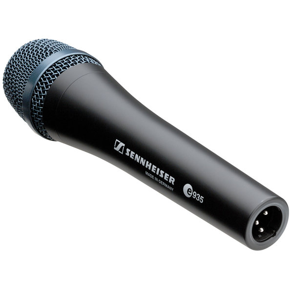 Sennheiser Zangmicrofoon   e935   dynamisch  Êcardioid   inclusief klem en hoes