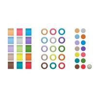 Sennheiser Kleurcodering   EW-D Set   16x EW-D SK, 16x EW-D SKM, 16x EW-D EM codering
