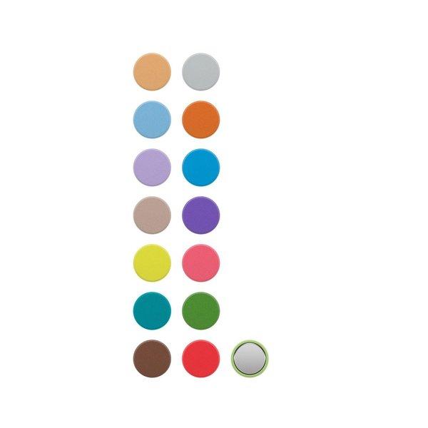 Sennheiser Kleurcodering   EW-D EM   16x EW-D EM codering