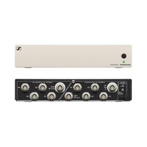 Sennheiser Actieve antenne splitter | EW-D ASA CN/ANZ | Splitter, BNC kabels