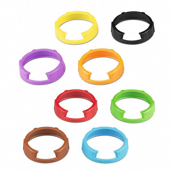 Sennheiser Kleurcodering | KEN 2 | voor EW G3, EW G4 en SKM 2000 kit | 8 kleuren