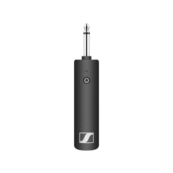 Sennheiser Draadloze digitale jack zender   XSW-D   compacte zender met 6,3 mm jack input   USB oplaadbaar   2400-2483,5 MHz