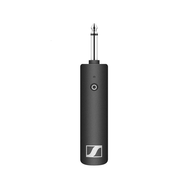 Sennheiser Draadloze pedalboard set | Jack zender, pedalbaord ontvanger, 6,3 mm jack verlengkabel | USB oplaadbaar | 220 V (pedalboard) | 2400-2483,5 MHz