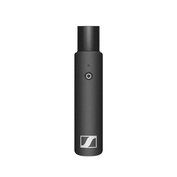 Sennheiser Draadloze vocal set   XLR zender, XLR ontvanger, microfoon, microfoonklem   USB oplaadbaar   2400-2483,5 MHz