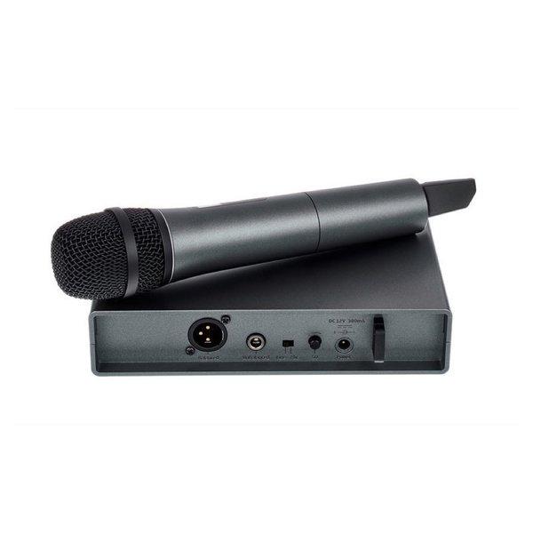 Sennheiser Draadloze handheld set | XSW 1-835 | Handheld, microfooncapsule, microfoonklem, ontvanger