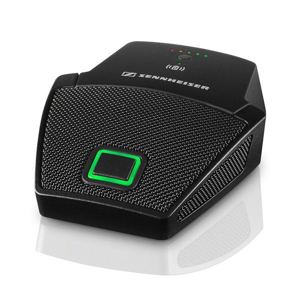 Sennheiser Sennheiser Draadloze conferentie set | SL BOUNDARY SET DW-3 EU | Tafelmicrofoon, ontvanger, rackmountkit en batterypack