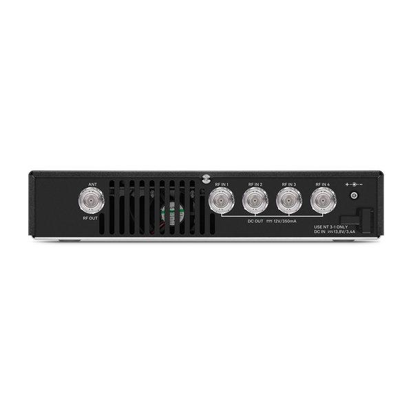 Sennheiser Antenne combiner   AC 41-EU   actief   tot 4 draadloze stereo zenders op ŽŽn antenne   voor G3 en G4 systemen