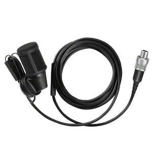 Sennheiser Lavalier microfoon   MKE 40-ew   clip-on   omidirectioneel   condensator   3,5 mm SE jack   voor SK 100, SK300 en SK500   zwart