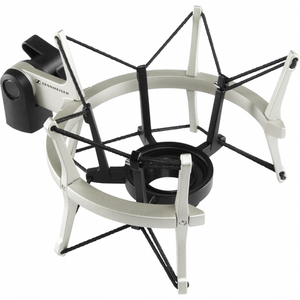 Sennheiser Microfoonophanging | MKS 4 | Oscillating mount | metalen frame | voor MK4 en MK8