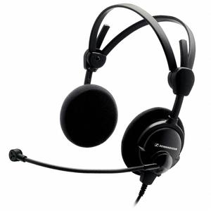 Sennheiser Hoofdtelefoon | met microfoon | HME/HMD 46-3 | 300 ohm | supercardioide condensator microfoon | exclusief kabel