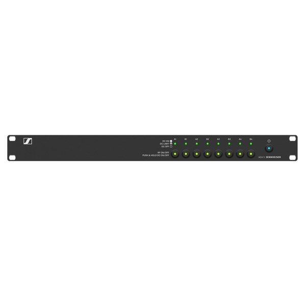 Sennheiser Antenne combiner | ACA 3 | 2x 4:1 combiner | te gebruiken met alle analoge en digitale Sennheiser draadloze ontvangers | actieve antenne