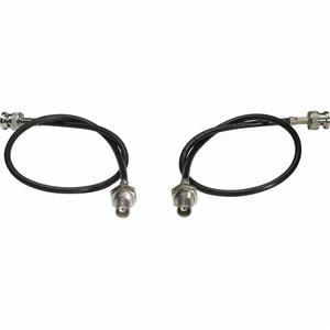 Sennheiser Antennebevestiging | AM 2 | monteer BNC antennes aan de voorkant van het rack | GA3 is nodig voor bevestiging