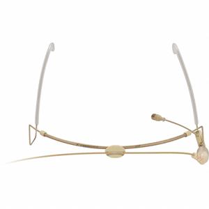 Sennheiser Headset | HSP 2-ew | omnidirectioneel | MKE platinum capsule | 1,6 meter kabel | 3,5 mm EW jack aansluiting | beige of zwart