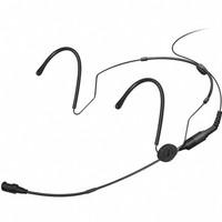 Sennheiser Headset   HSP 4-3   cardioide   voor SK50, SK250, SK2000, SK5212, SK6000 en SK9000   3 pin SE aansluiting   1,6 meter kabel   beige en zwart