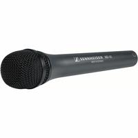 Sennheiser Reporters microfoon | dynamisch | MD 42 | omnidirectioneel | XLR-3 male | zwart