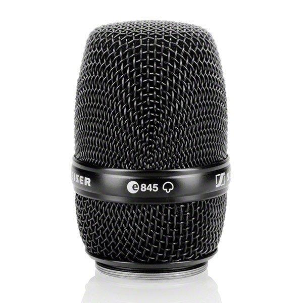 Sennheiser Microfoon module | dynamisch | MMD 845-1 BK | supercardioide | voor SKM100, 300, 500 G3 en G4, SKM2000, 6000 en 9000, SKM D1/AVX en SL Handheld DW | zwart