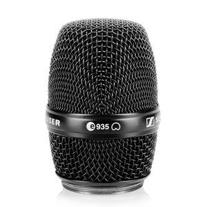 Sennheiser Microfoon module | dynamisch | MMD 935-1 BK | cardioide | voor SKM100, 300, 500 G3 en G4, SKM2000, 6000 en 9000, SKM D1/AVX en SL Handheld DW | zwart