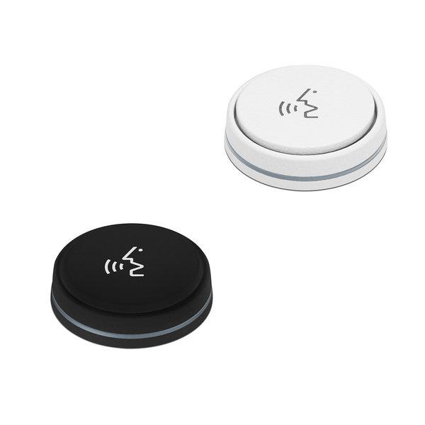 Sennheiser Microfoon controll knop | MAS 1 | XLR-5 male | in zwart en wit