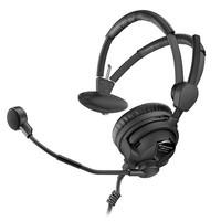 Sennheiser Hoofdtelefoon | met microfoon | HMD 26-II-600 | 600 ohm | enkele en dubbele schelp | dynamische of electret microfoon