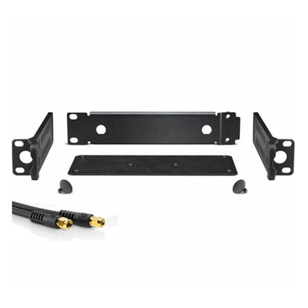 Sennheiser Rackmounting kit | GA 4 | voor EM D1 en SL rack ontvangers | inclusief antenne front mounting