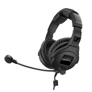 Sennheiser Hoofdtelefoon | met microfoon | HMD 300 XQ-2 | 64 ohm | hyper cardioide dynamische microfoon | inclusief plopkapje en kabel