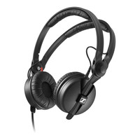 Sennheiser Hoofdtelefoon | HD 25 PLUS | 70 ohm | 3 m gedraaide kabel | 3,5 mm jack plug