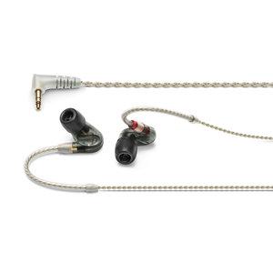 Sennheiser In-ear oortjes   IE 500 PRO   1,3 m kabel   in smoky black en transparant