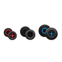 Sennheiser In-ear oortje | Foam | maten S, M en L | voor IE 40, IE 400 en IE 500 | 5 paar per verpakking