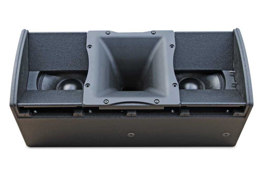 Voice-Acoustic Score-8 als floormonitor