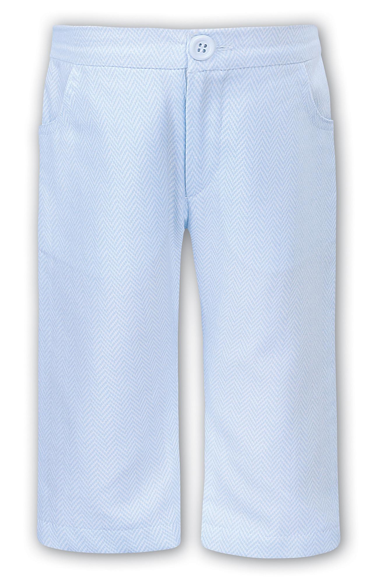 Sarah Louise Dani AW19 Boys 2 Piece Shirt and Trouser Set D09389