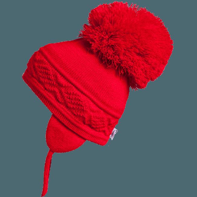 Satila Satila Red Pom Pom hat MALVA C31817